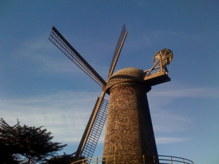 If you're into old windmills
